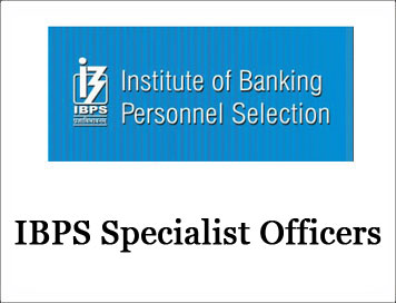 IBPS-Specialist-Officer